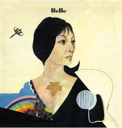 Belle Gonzales / BELLE