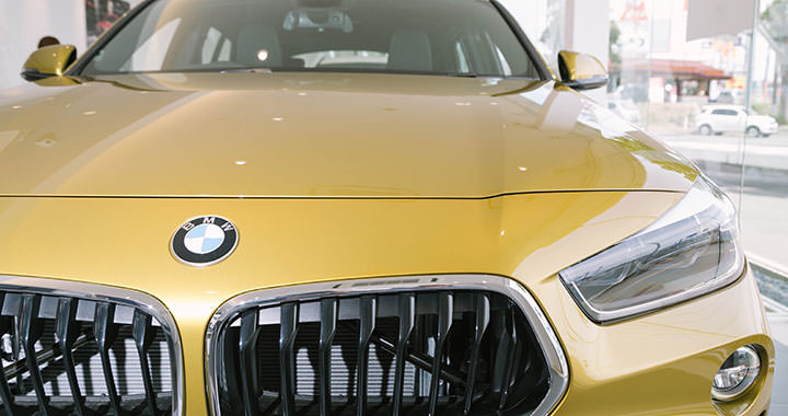 BMW X2 sDrive18i